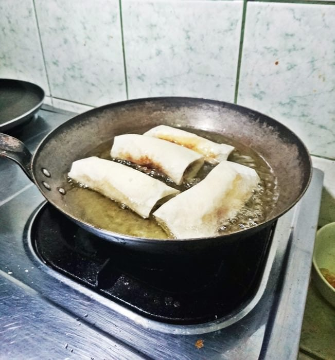 Spring Roll Banana Recipe 11