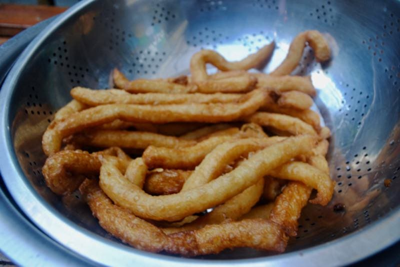 Homemade Churros 18