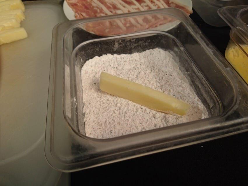 bacon stick part 1